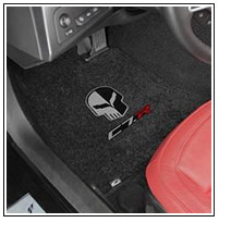 custom corvette floor mats