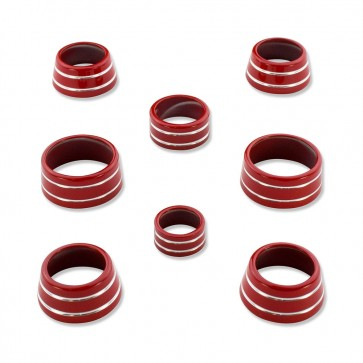 Gen-6 Color-Matched Interior Knob Cover Kit