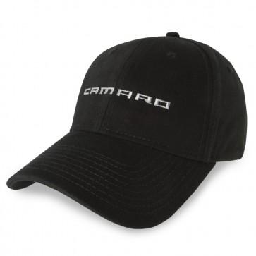Classic Camaro Cap - Midnight Black