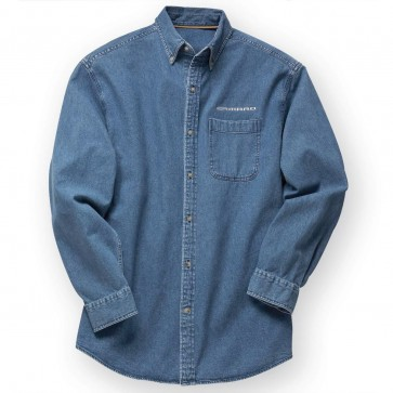 Camaro Stonewashed Denim Shirt