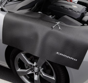 Camaro Fender Mat | Black