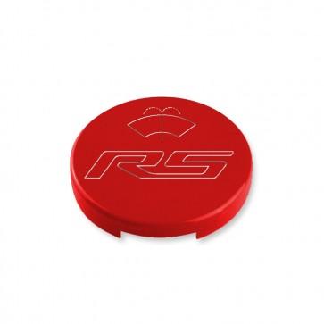Gen-6 Camaro Washer Fluid Cap Cover - RS Logo