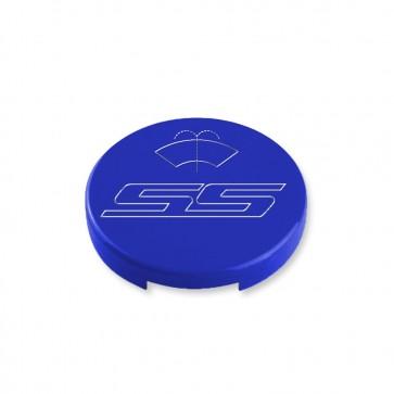 Gen-6 Camaro Washer Fluid Cap Cover - SS Logo