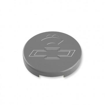Gen-6 Camaro Washer Fluid Cap Cover - Bowtie Logo