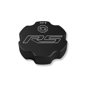 Gen-6 Brake Fluid Cap Cover - RS Logo