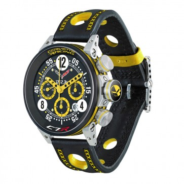 V12-44-COR-01 - Corvette C7.R Collection Timepiece