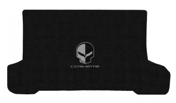 Corvette Jake Ultimat™ Convertible Cargo Mat - Jet (2014 & up)