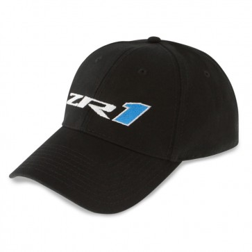 Corvette ZR1 Cap - Black