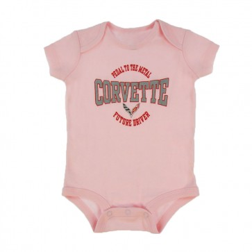 C7 Corvette Youth Onesie | Pink