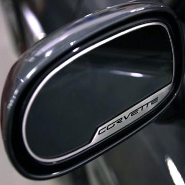 Corvette C6 Side View Mirror Set (Auto-Dim)