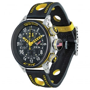 V12-44-COR-03 - Corvette C7.R Collection Timepiece