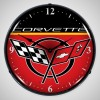 Corvette C5 | Lighted Clock