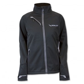 Volt Women's Softshell Jacket - Black