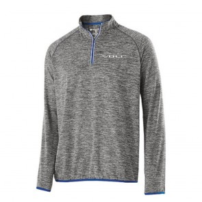 Volt Training Top - Heather/Royal