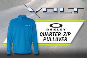 Volt - Oakley Quater-Zip Pullover