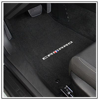 Camaro Custom Floor Trunk Mats 1967 Present