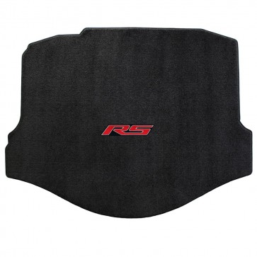 Camaro 2016 Coupe Trunk Mat Ebony Ultimat RS Logo