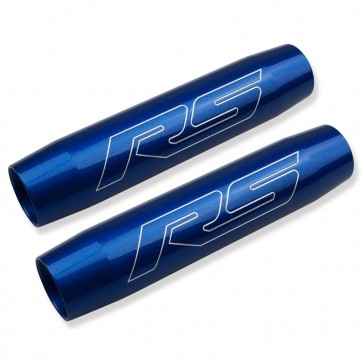 Gen-6 Camaro Trunk Shock Covers - RS Logo