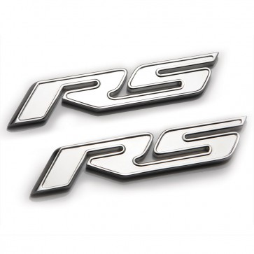 Camaro RS Side Badge - Chrome-Plated