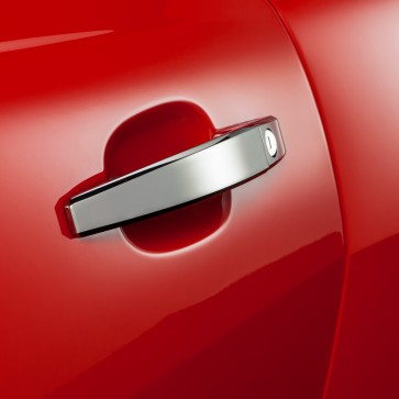 Camaro Replacement Door Handles - Plain