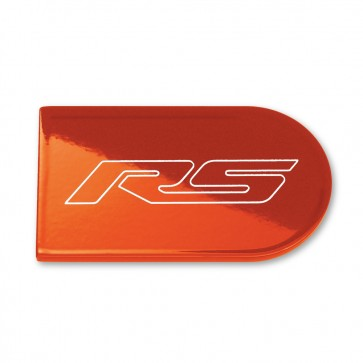 Camaro Color-Matched Ignition Key Plate Cover - RS Logo