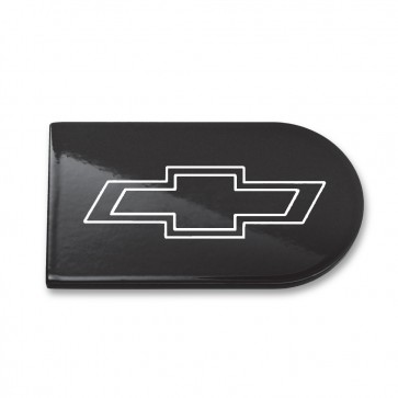 Color-Matched Ignition Key Plate Cover - Bowtie Logo