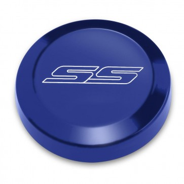 Camaro Color-Matched Strut Covers - SS Logo