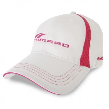 Ladies Reebok Cap - White / Pink