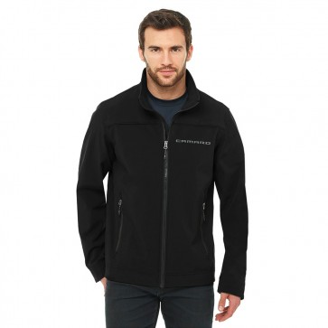 Camaro Precision Soft Shell Jacket - Camaro Signature