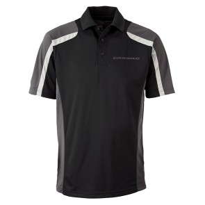 Fast Lane Polo - Black