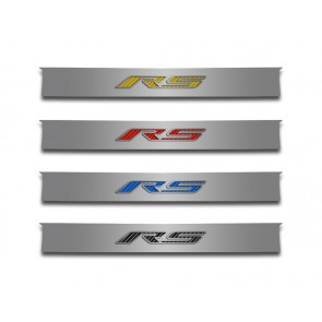 Camaro Carbon Fiber Trunk Lid Brushed Plate - RS (2010-2013)
