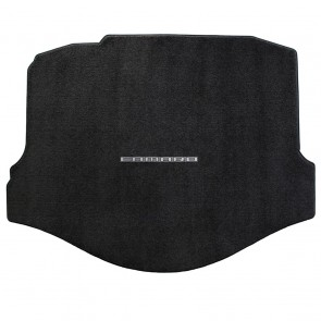 Camaro 2010-2015 Coupe Trunk Mat Ebony Ultimat Camaro Logo