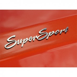 Camaro Badges - Super Sport