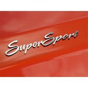 Camaro Badges - Super Sport