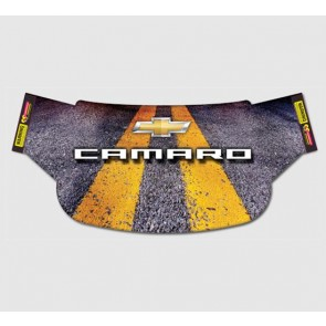 Camaro Windshield Wrap - Own The Road