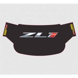 Camaro Windshield Wrap - ZL1 Black