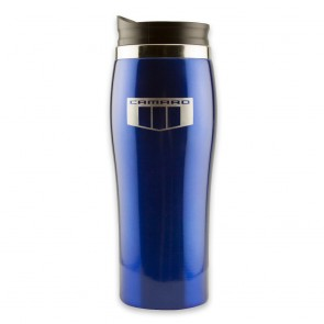 Camaro SIX Travel Tumbler -Blue