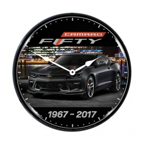"Camaro Fifty | 14"" LED Backlit Clock"