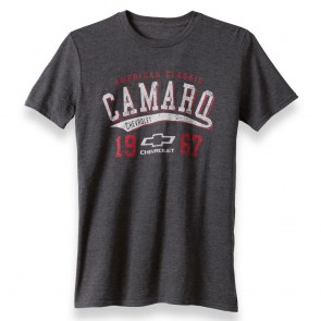 American Classic Tee - Heather Dark Gray