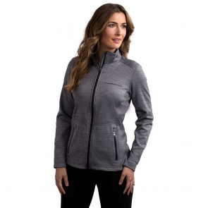 Camaro Ladies Fleece Jacket - Black