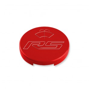 Gen-6 Camaro Washer Fluid Cap Cover - RS Logo
