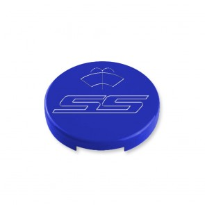 Gen-6 Camaro Washer Fluid Cap Cover - SS Logo
