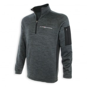 Roadway Quarter-Zip Fleece - Graphite
