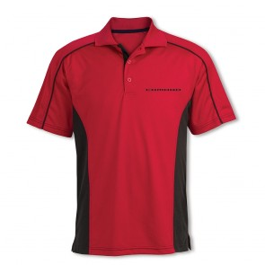 Performance Style Polo - Classic Red