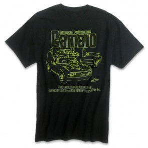 Command Performance Tee - Black