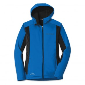 Eddie Bauer® Ladies Colorblock Jacket - Blue/Black