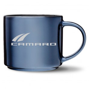 Metallic Finish Mug | Gunmetal/Black