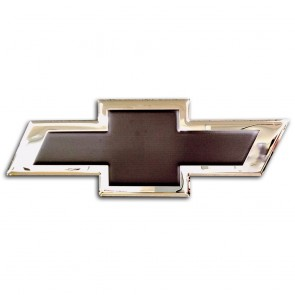 Chevrolet Bowtie | Black Emblem Sign