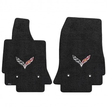 Ultimat Floor Mats for Corvette C7 - 2014 & Up, 2 pc Set