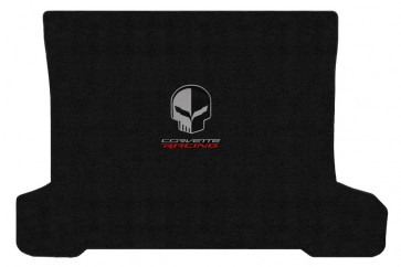 "Corvette Racing ""Jake"" Ultimat™ Coupe Cargo Mat - Jet (2014 & up)"